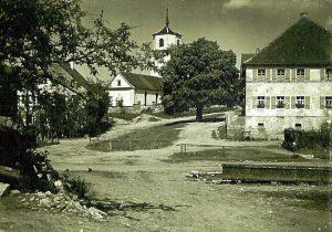Kanzleigebäude Auernhammer in Ettenstatt - 1930