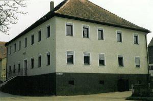 Kanzleigebäude Auernhammer in Ettenstatt - 1975