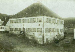 Kanzleigebäude Auernhammer Ettenstatt - ca. 1900